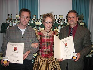 Honig aus Irsch/Saar erhielt höchste Auszeichnung