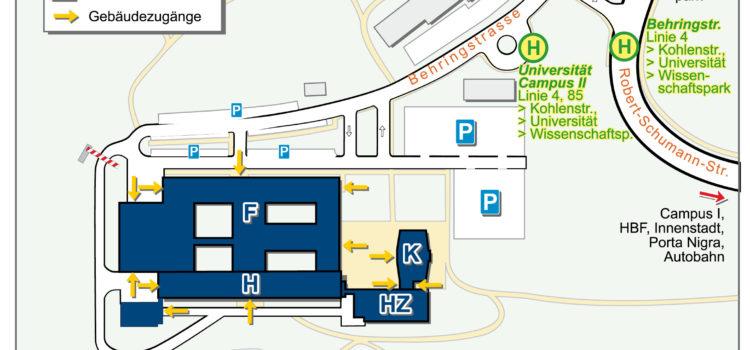 Uni Trier Campus II